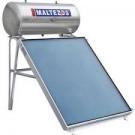 MALTEZOS GLASS 125lt / SAC 100x150 Τριπλής Ενέργειας